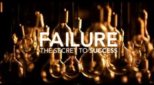 Failure: The Secret to Success